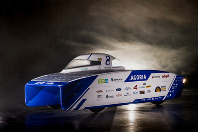 Cromax helps the Agoria Solar Team prepare for the 2019  Bridgestone World Solar Challenge