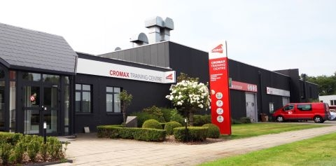 Cromax Training Centre (CTC) in Mechelen, Belgium