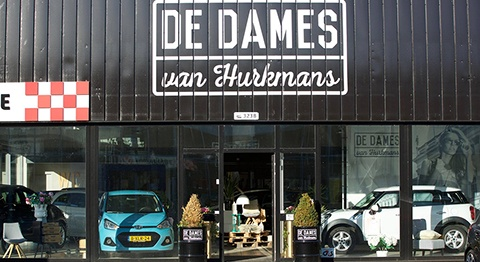 De Dames bodyshop is run by, and especially for, women