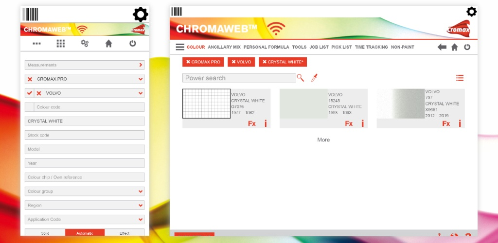 ChromaWeb App Feature image Play Store