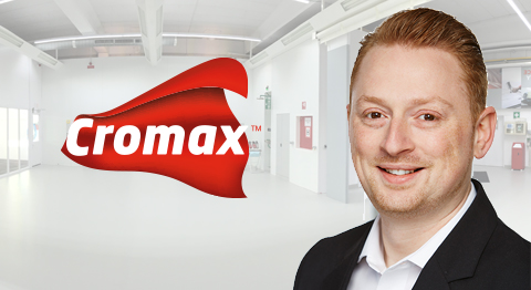 Introducing our new Cromax EMEA Brand Manager – Kevin Torfs